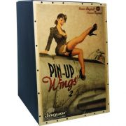 Cajon Eletrico Inclinado PIN-UP WINGS 2 CJ1000 K2 EQ 006 Jaguar