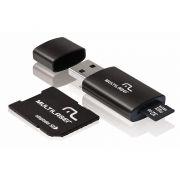 Cartao de Memoria 3X1 32GB Classe 10 Multilaser - MC113