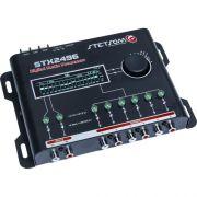 Processador de Audio com 2 Entradas 6 Saidas STX2496 Stetsom