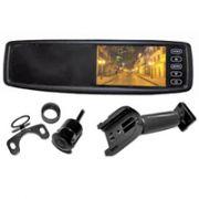 Sensor ORBE 4 Pontos Preto 550-AP-1 Camera RE/ Espelho 4,3´´