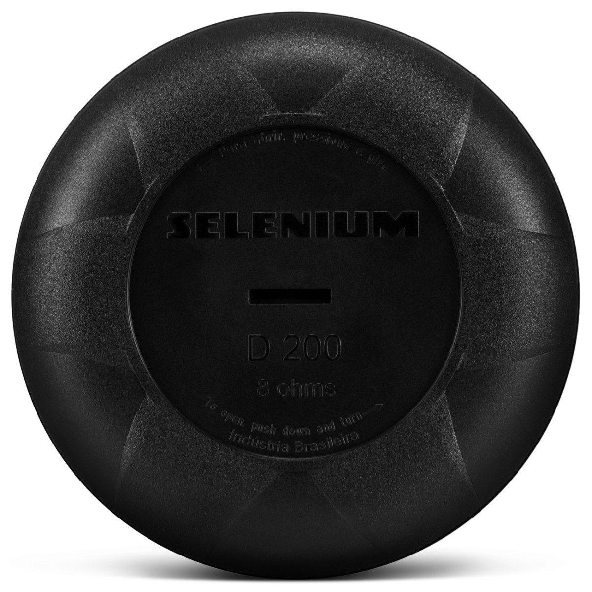 Driver D 200 50W RMS - Selenium Fenolico