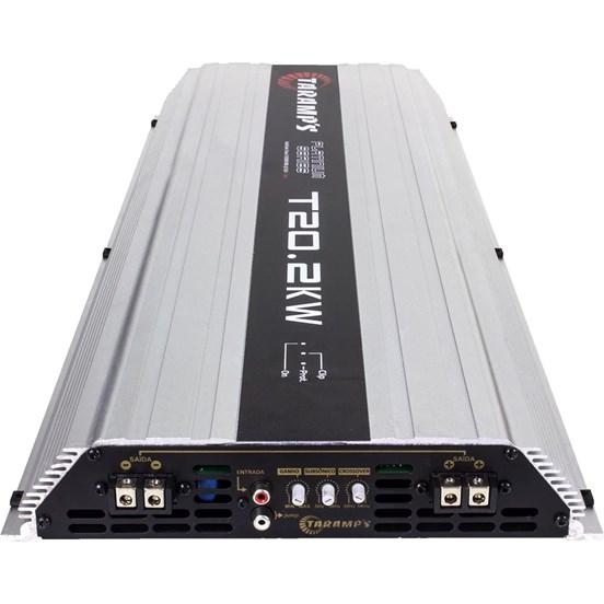 Módulo Amplificador Digital Taramps T-20.2 KW - 1 Canal - 20200 Watts RMS