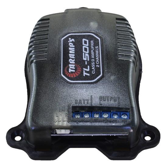Módulo Amplificador Digital Taramps TL500 - 2 Canais - 100 Watts RMS