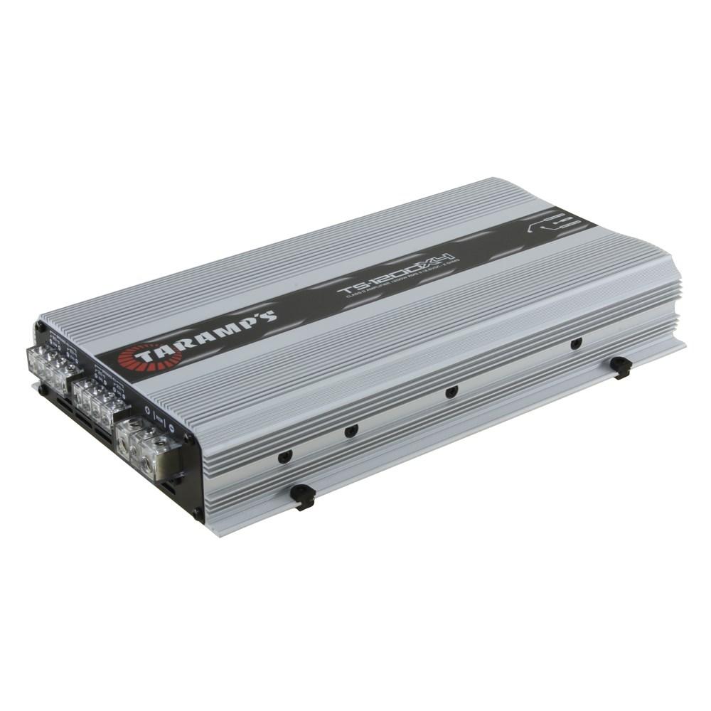 Módulo Amplificador Taramps Ts 1200 X4 1200w Rms 2 Ohms 4 Canais