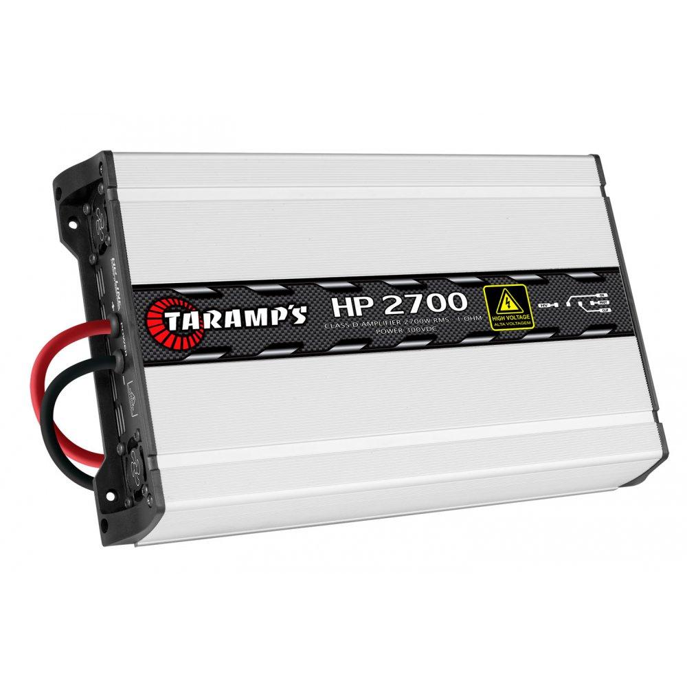 Módulo Amplificador Taramps 1 canal Hp 2700 2700w Rms 1 OHM
