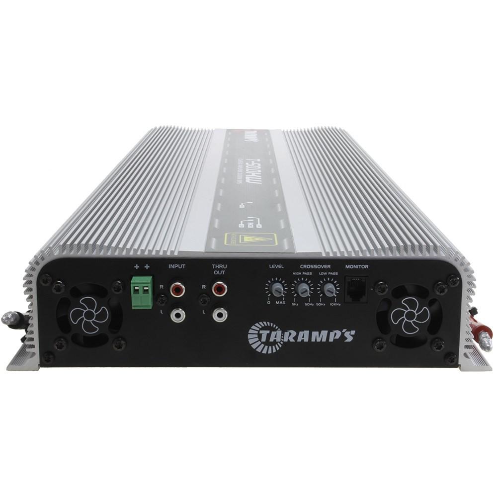 Módulo Amplificador Digital Taramps T 50.0 KW Alta Voltagem DBR - 50000 Watts RMS