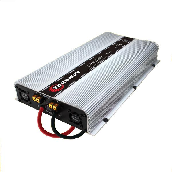 Módulo Amplificador Digital Taramps T-20.5 KW Alta Voltagem - 20500 Watts RMS