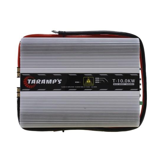 Módulo Amplificador Digital Taramps T-10.0 KW Alta Voltagem - 10000 Watts RMS