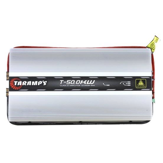 Módulo Amplificador Digital Taramps T 50.0 KW Alta Voltagem - 50000 Watts RMS - Impedância: 1 Ohm