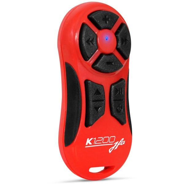 Controle Longa Distância JFA K1200 Alcance de 1200 Metros Vermelho