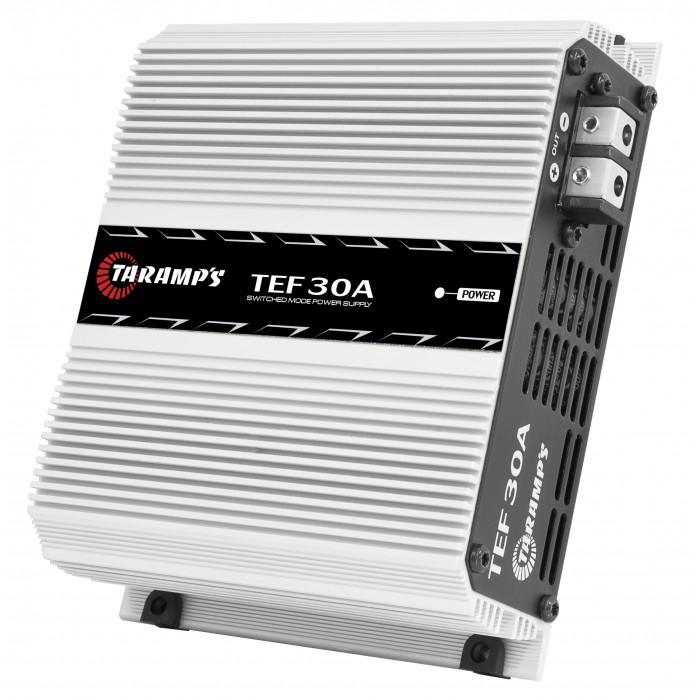 Fonte Carregador de Bateria Automotiva Digital Taramps TEF-30A 14.4 V - Bivolt
