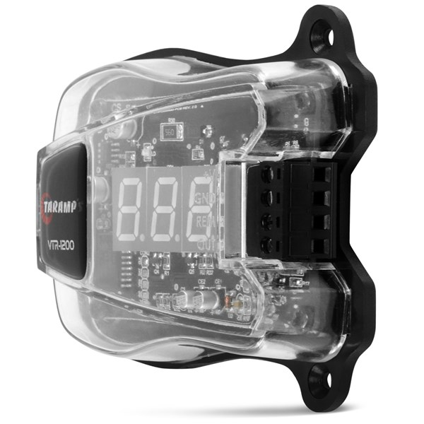 Voltímetro Taramps Vtr-1200 Digital Remote