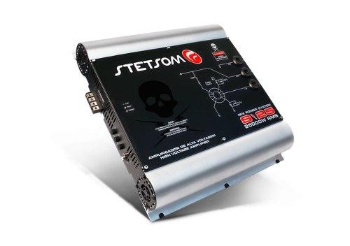 Módulo Amplificador Stetsom S-25 High Volt 25.000 W Rms A T