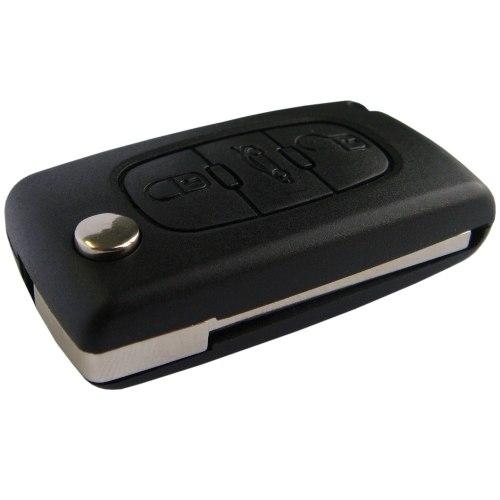 Chave Canivete Citroen C4 Pallas Alarme Telecomando Original