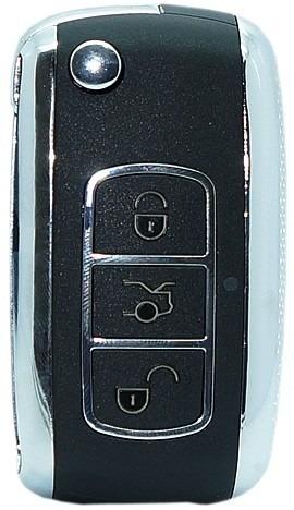 Chave Canivete Telecomando Chevrolet Meriva Corsa Montana
