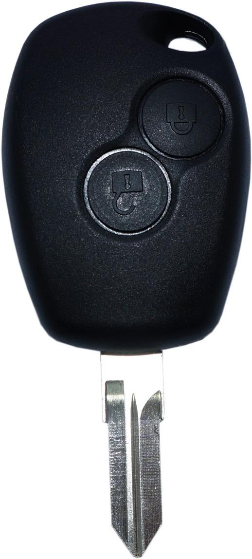 Capa Chave + Lamina - Renault Logan E Sandero Duster