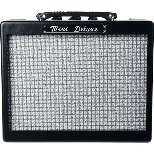 Amplificador de Guitarra Mini Deluxe MD20 Preto Fender