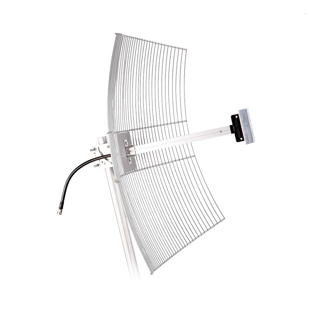 Aquario MM-2425 Antena Parabolica Grade Internet 25DBI