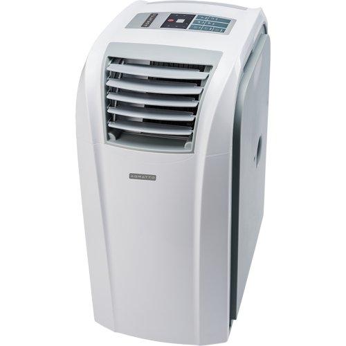 AR Condicionado Portatil 9.000 BTUS Frio e Quente 110V ACP09QF Branco Agratto