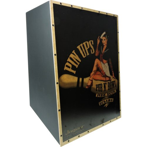 Cajon Eletrico Inclinado PIN-UP Bowling CJ1000 K2 EQ 008 Jaguar