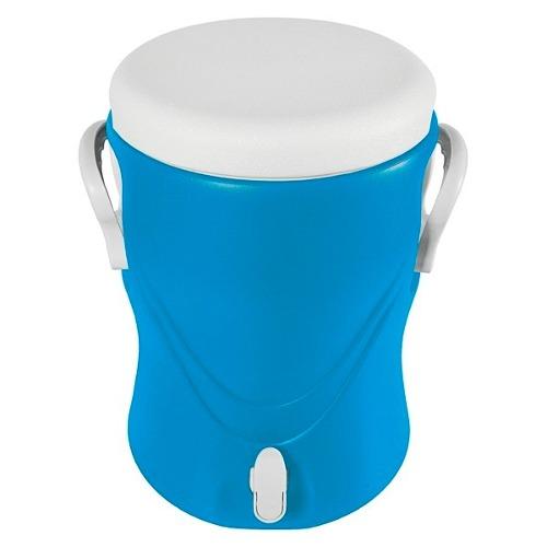 Cantil Super Cooler Termico 12 Litros Azul