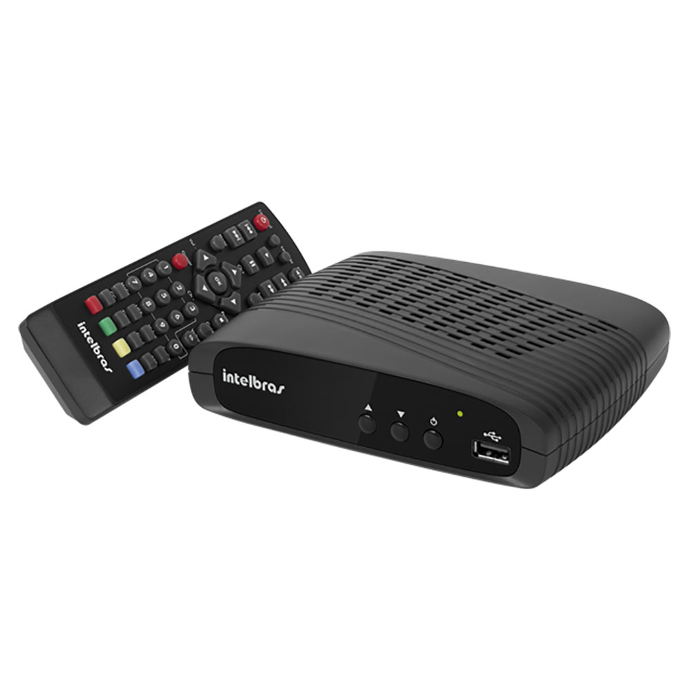 Intelbras Conversor Digital de TV com Gravador CD636