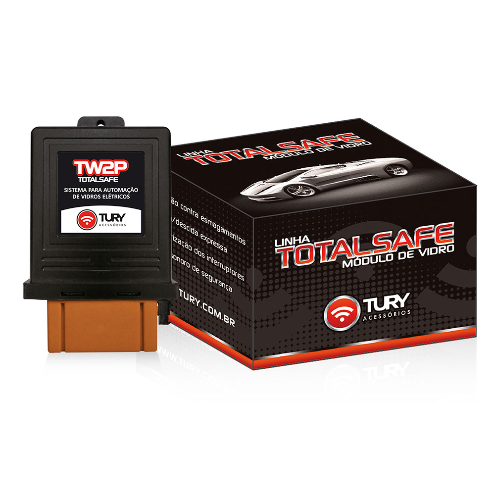 KIT Conforto Linha Fiat TURY LVX5 TW2P