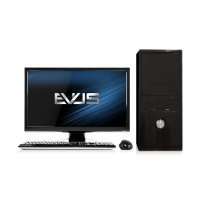 Microcomputador Desktop EVUS Modelo Elementar G504