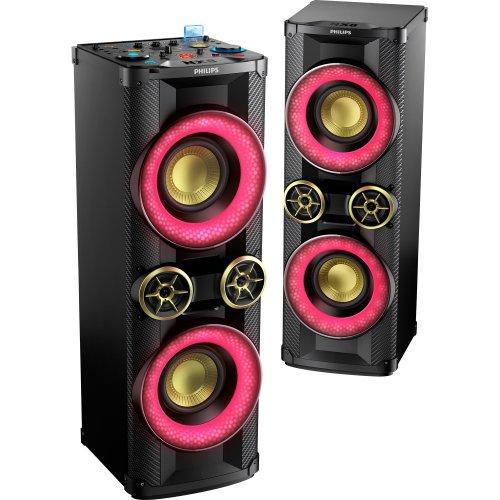 Mini SYSTEM CD/CD-R/CD-RW/CD MP3/BLUETOOTH 3200W NTX800X/78 Preto Philips