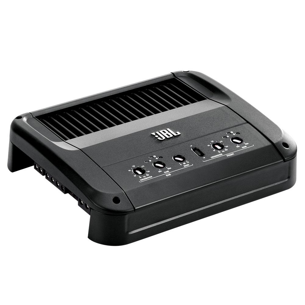 Modulo de Potencia JBL GTO3EZ 2X75W RMS + 1X500W RMS 2R 3 Canais