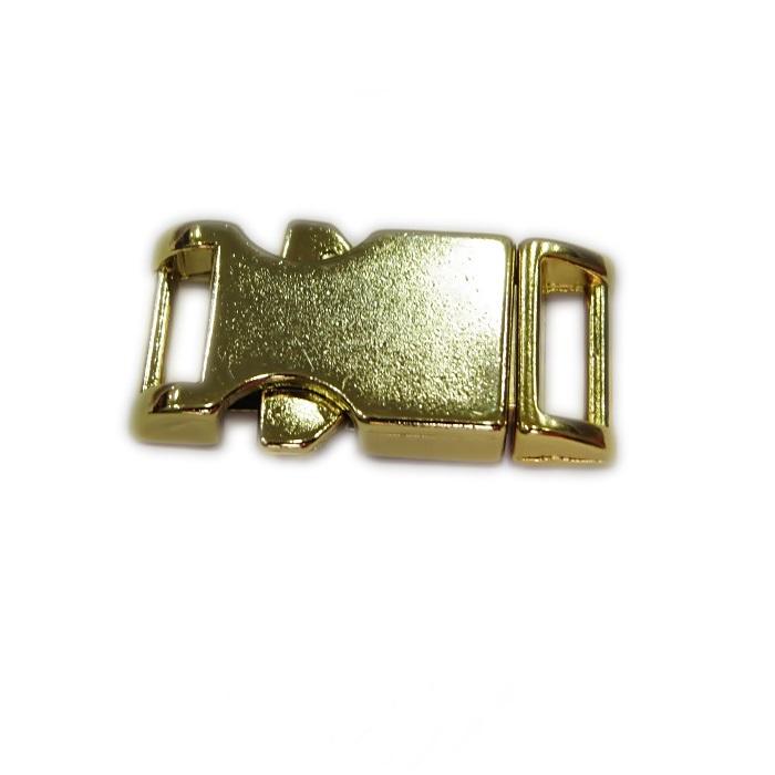 Fecho mochila Dourado (1 unid.)- FG001
