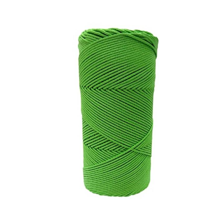 Cordão encerado fino verde citrico (5958)- CDF003 ATACADO