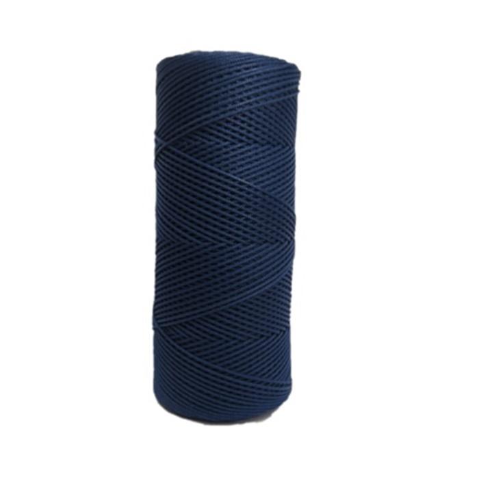 Cordão c/ nylon marinho- CDN003 ATACADO