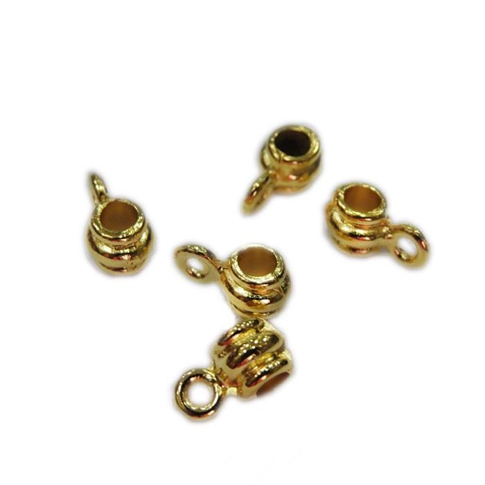 Caneca Dourada Pequena (10 unid.)- CD002