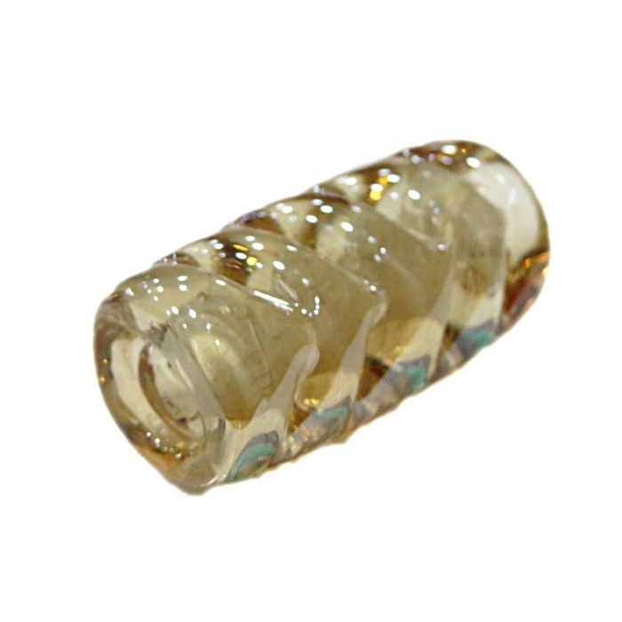 Firma de murano mola GG cristal irisado- FM138
