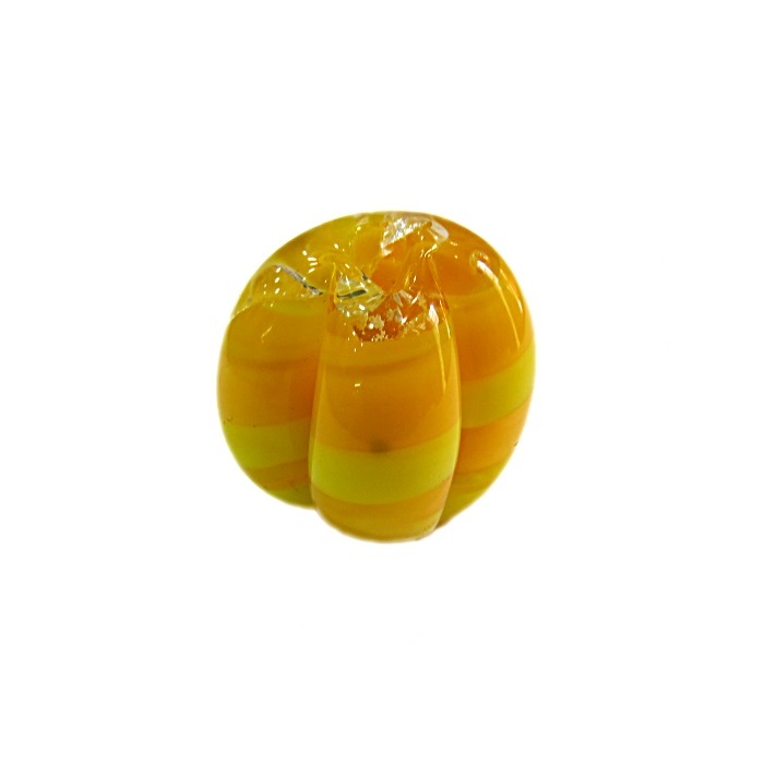 Pitanga de murano G amarelo gema/ amarelo- MU409