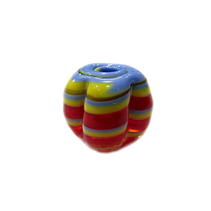 Pitanga de murano M colorida- MU445