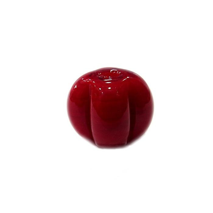 Pitanga de murano M vermelho- MU463