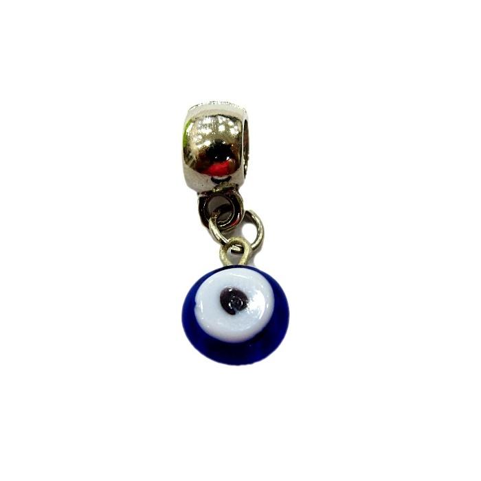 Berloque Murano Pingente Olho Grego BEN034