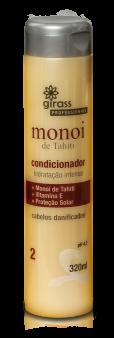 Condicionador Nutritivo Monoi Girass 320ml