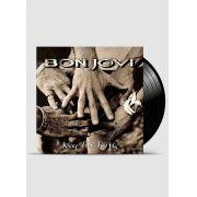 LP Duplo Bon Jovi Keep The Faith