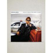 LP Elton John Songs From The West Coast