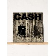 LP Johnny Cash American II Unchained
