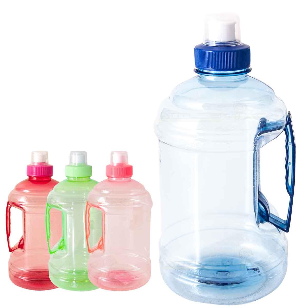 Garrafa Squeeze Água Mini Galão 1 Litro Esportes Academia