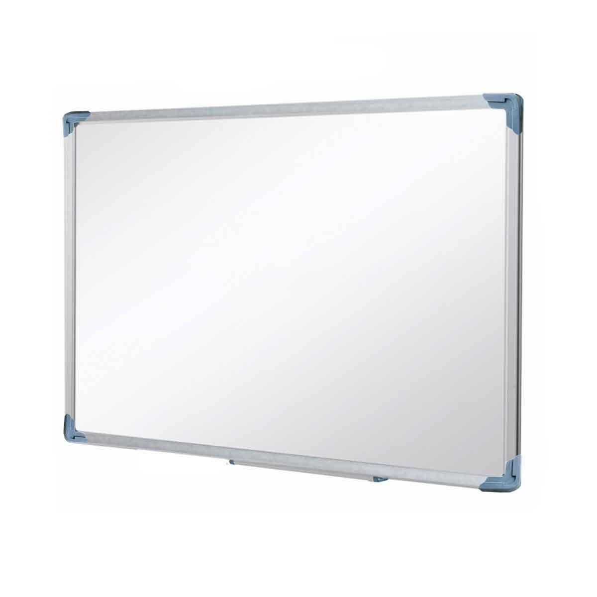 Lousa 80x60cm Quadro Branco Com Moldura De Alumínio
