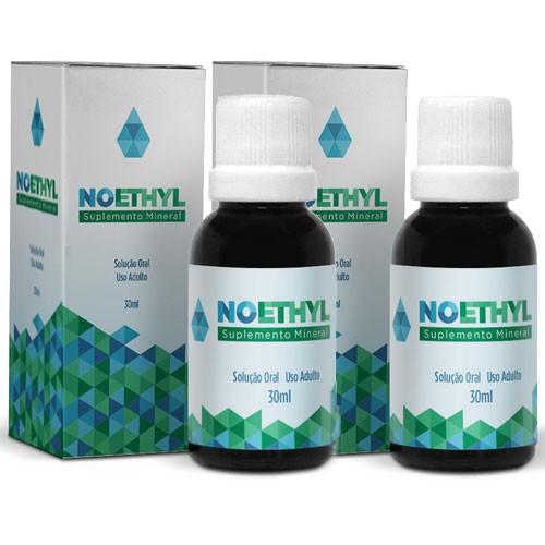 Noethyl - Anti-Alcool -  02 Frascos - 7% OFF  - LA Nature