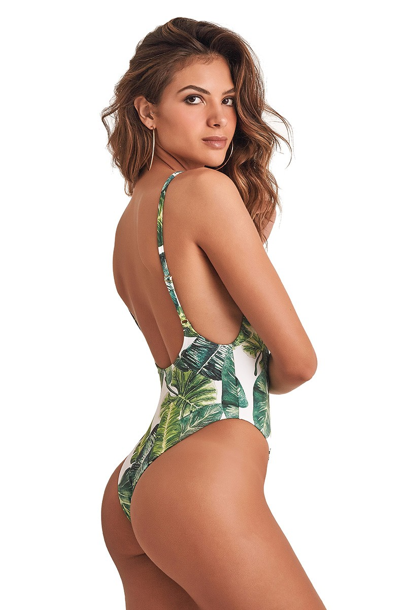 Body Lily Folhagem