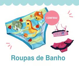 Roupas de Banho