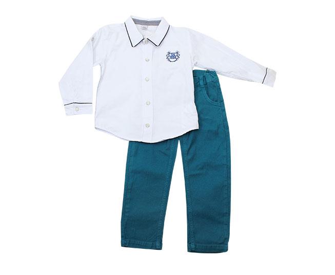 Conjunto Camisa de Gola Sonho Mágico