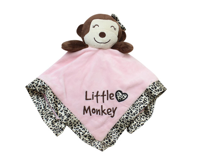 Naninha Rosa Little Monkey Tip Top